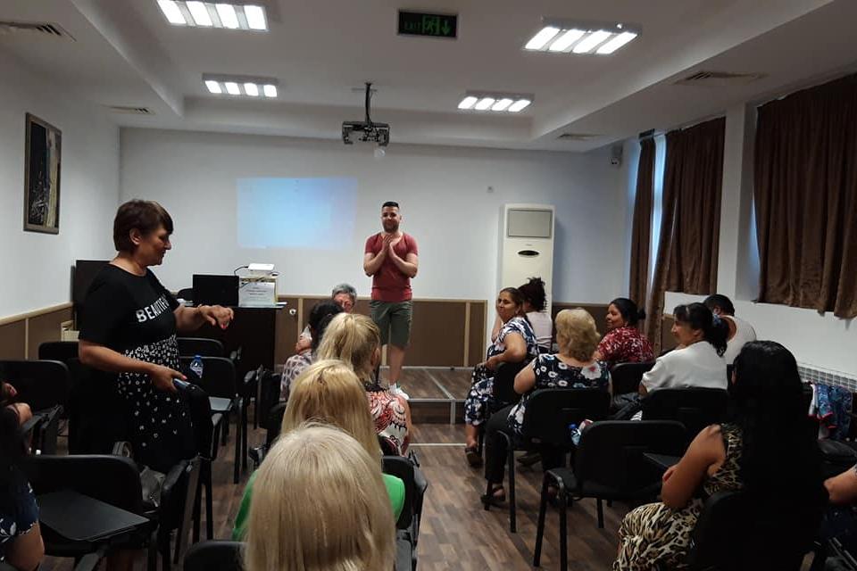 """На 1 и 2 юли 2021 година в село Симеоново се проведе двудневно изнесено обучение """"Заедно можем"""" по проект """"Училище в действие"""", в който взеха участие педагогически..."""