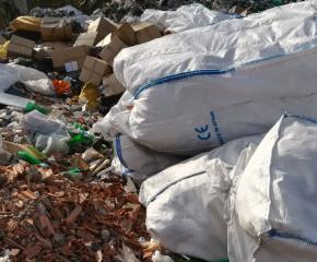 Извършват проветка на загробения боклук в Червен бряг
