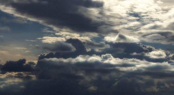 Днес от север на юг облачността ще се разкъсва и валежите ще спират, най-късно - в крайните южни райони. Ще духа умерен вятър от запад-югозапад, който...
