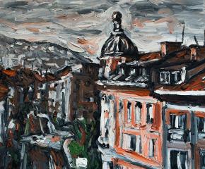 Калин Ангелов открива изложба на 19 януари