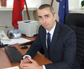Камен Костов е новият заместник-кмет в Община Сливен