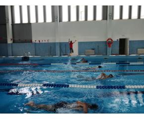 Кандидати за водни спасители преминаха през приемен изпит