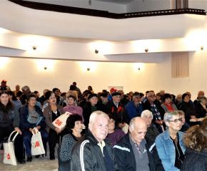 Кандидатът за кмет на Тунджа Георги Георгиев посети село Ботево