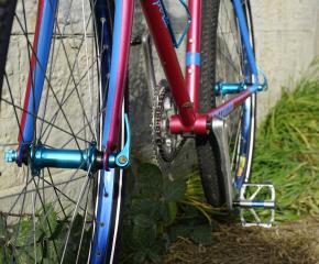 Катастрофа между велосипедисти в Бургас