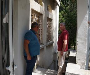 Кметът Георги Георгиев пое ангажименти към хората от Могила и Козарево