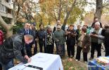 """Кметът на Сливен даде старт на санирането на блок 21 в кв. """"Българка"""" (видео)"""