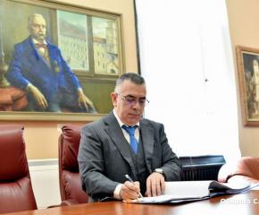 Кметът на Сливен подписа договор за финасиране от близо 8 милиона лева за проект за развитие на туризма