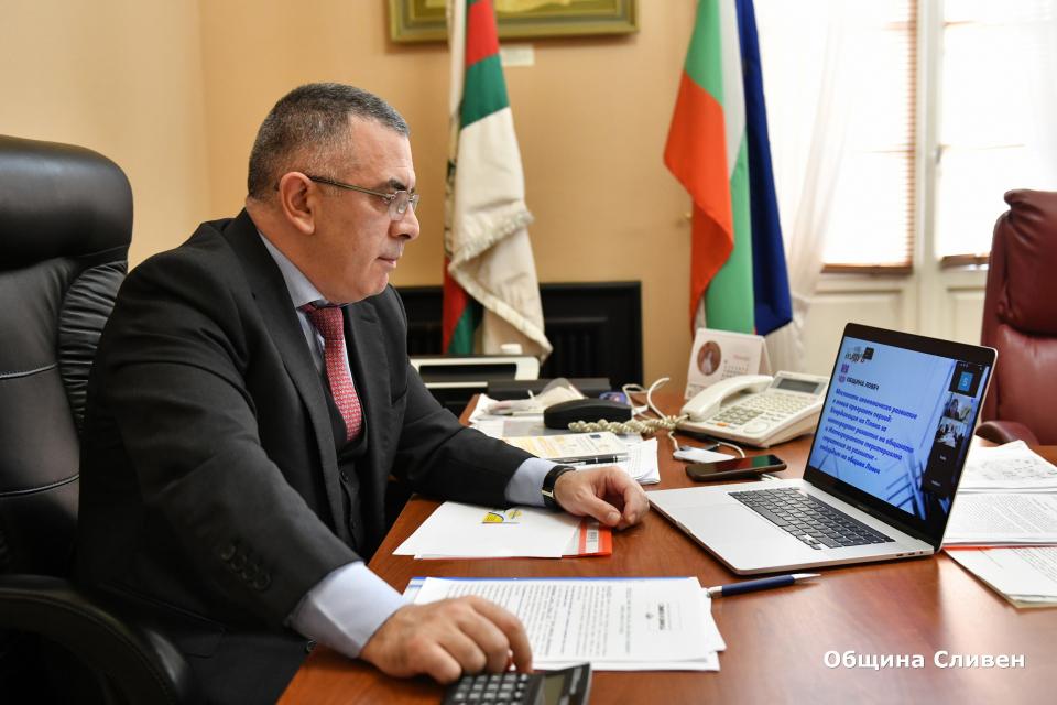 Съвместно онлайн заседание проведоха днес Постоянните комисии на Националното сдружение на общините в Република България по европейски фондове, национални...