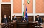 """Кметът на Сливен възложи да се потърси алтернатива за велоалеята в участък от бул. """"Г. Данчев"""""""