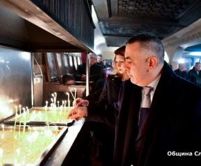 Кметът Стефан Радев поздравява жителите на община Сливен с Деня на християнското семейство