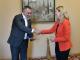 Кметът Стефан Радев се срещна с Кристина де Бройн – представител на УНИЦЕФ в България