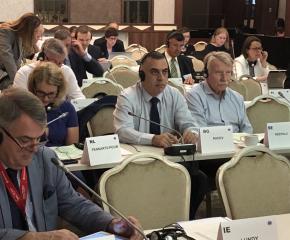 Кметът Стефан Радев участва в онлайн заседание на Комитета на регионите