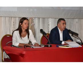 Кметът Стефан Радев участва в среща директорите на детските градини в община Сливен