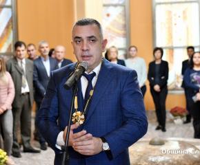 Кметът Стефан Радев: За всеки от нас Сливен е цял един свят
