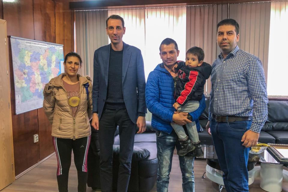 В петък се проведе вторият приемен ден на кмета на община Ямбол Валентин Ревански, по време на който жители споделиха свои проблеми. Кметът бе запознат...