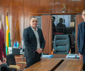 Кметът на Ямбол проведе работна среща с ръководството на ОДМВР-Ямбол