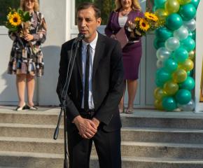 Кметът на Ямбол Валентин Ревански поздрави учениците, учителите и родителите по случай 15 септември