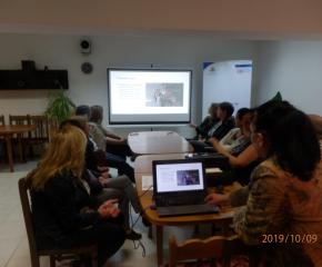 Ковачница за младежка активност започна работа  с младите хора от малките населени места