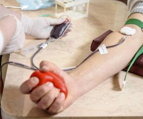 Кръвният център към болницата в Ямбол провежда акция за безвъзмездно даряване на кръв