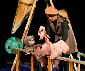 С куклена пиеса отбелязват Деня на недоносеността в Сливен