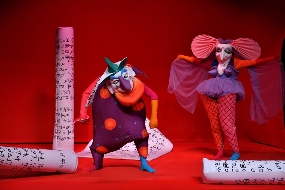 """Спектакълът """"Кралят Елен"""" донесе на Държавен куклен театър – Сливен четири награди от 22-то издание на Международния фестивал на професионалните куклени..."""