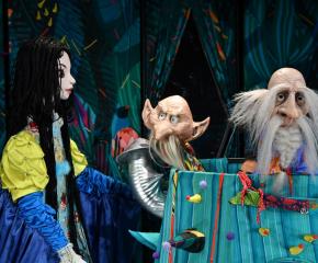 """Кукленият театър стартира с премиера на """"Снежанка и седемте джуджета"""""""