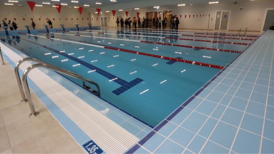 БЧК организира Лятно училище по плуване в Ямбол. Заниманията ще започнат в началото на юли, а в тях ще участват деца на възраст от 7 до 11 години. Интересът...