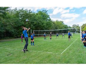 Любителите на волейбола в Ямбол вече могат да играят и в местност Ормана
