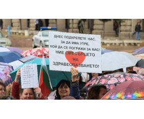 Мая Илиева: Предстоящият протест на медиците е режисиран