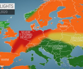 Месечна прогноза: очаква ни топла и суха пролет