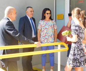 Министър Бисер Петков: Община Сливен е много добър партньор на МТСП
