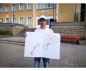 Мирен протест в Кръстевич заради водата