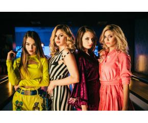 Момичетата от 4Magic с международна премиера (видео)