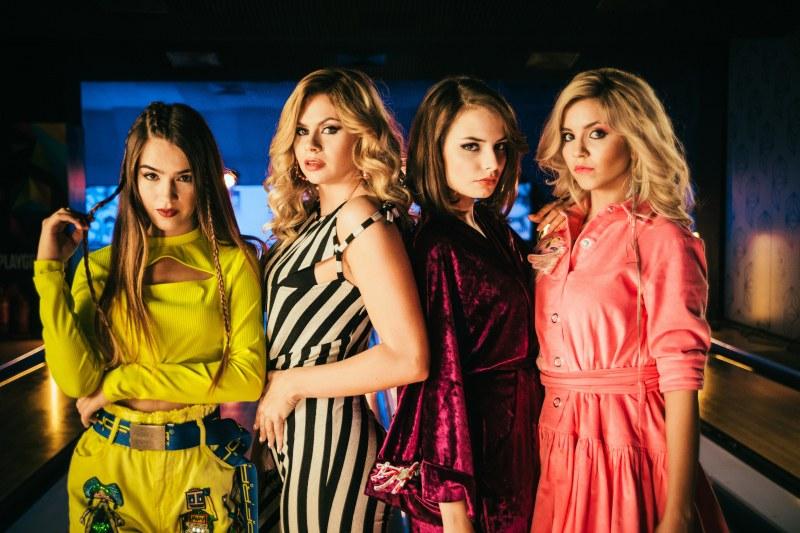 """Момичетата от 4Magic с първа международна премиера. Третият сингъл на пловдивчанките """"Вселена"""" пожъна голям успех врадио и телевизионния ефир, а сега..."""
