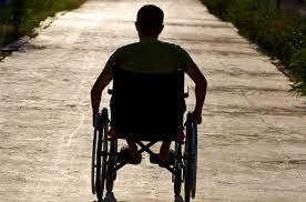 Мъж в инвалидна количка причини катастрофа