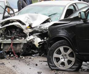 * (обновена) Мъж почина след тежка катастрофа край Елхово