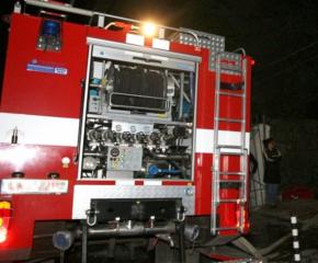 Мъж пострада при пожар в Ямбол