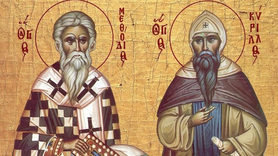 На 11 май Българската православна църква почита паметта на Светите равноапостоли Кирил /827 година – 14 февруари 869 година/ и Методий /815 година – 6...