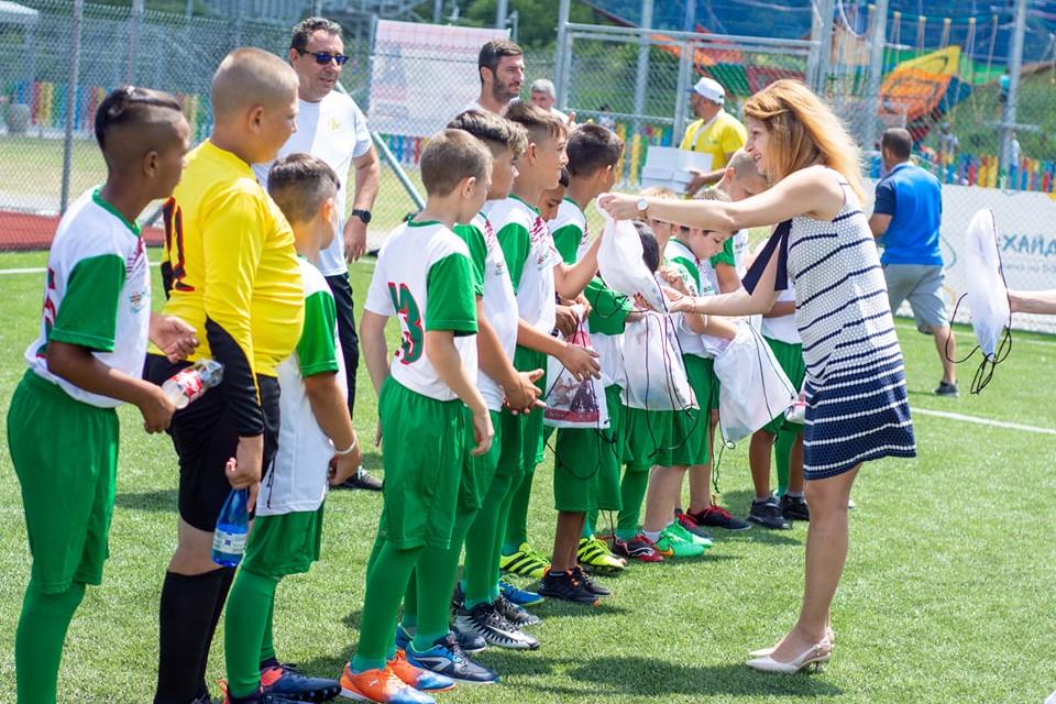 """Приключи първият турнир от веригата """"България, хайде да ритаме"""", който се проведе в местността Карандила в дните от 16 до 18 юли. Тридневният спортен празник..."""