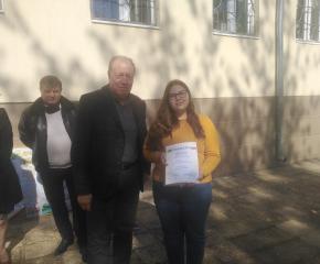 Наградиха участниците в конкурсите на МКБППМН-Болярово