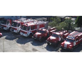 Напрегнато денонощие за пожарникарите в Пазаеджик