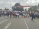 Напрежение и сблъсъци с полицията на протест в Айтос заради тежка катастрофа