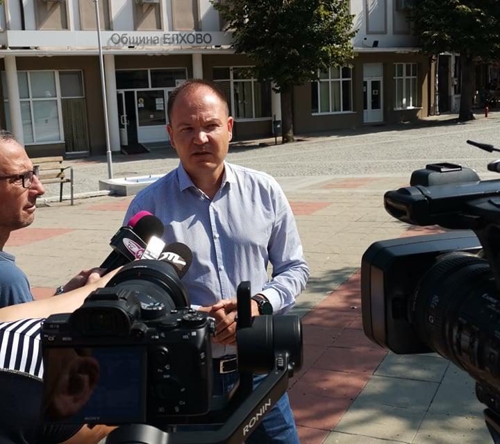 По време на днешния парламентарен контрол народният представител от 31 МИР Ямбол Димитър Иванов получи отговор на зададения към служебния министър на енергетиката...