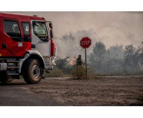 Натоварено денонощие за огнеборците от област Пазарджик