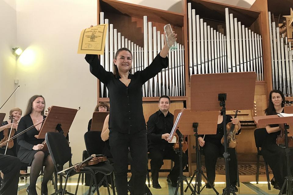 """Завоюването на """"Кристална лира 2019"""" от Камерен оркестър """"Дианополис"""", подобаващото отбелязването на юбилейни годишнини на Драматичния театър, Регионалната..."""