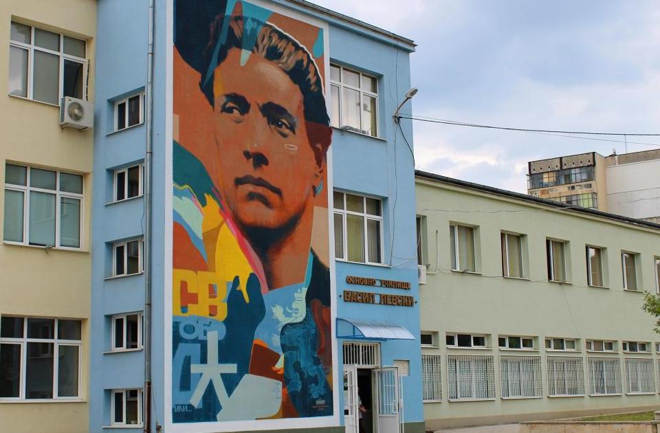 Враца ще отбележи в събота рождението на Васил Левски на ново място – пред най-големия в страната портрет на Дякона, изрисуван върху фасадата на училище,...