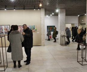 """Най-новото във фонда на галерия """"Жорж Папазов"""" показаха в изложба"""