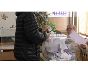 Най-висока е избирателната активност в община Болярово