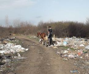 Неделна гонка заради нерегламентирано изхвърляне на строителни отпадъци (видео)