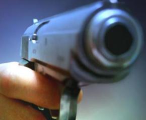 Непълнолетни стреляха с пистолет по време на купон